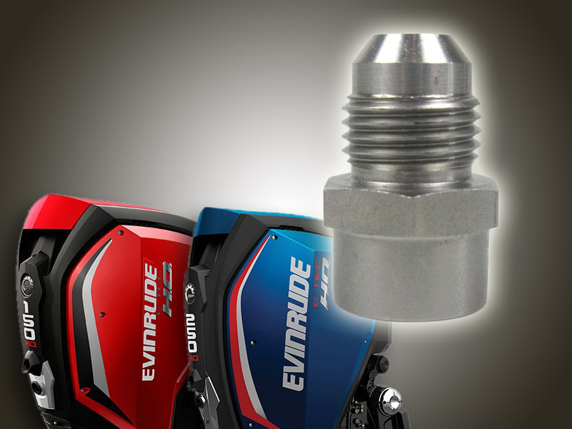 LS adaptation kit for Envirude motors