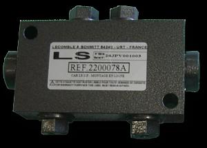 2200078-Lock Valve on line