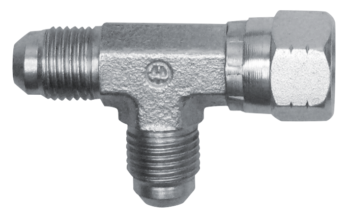 2201566 Swivel Tee Fittings