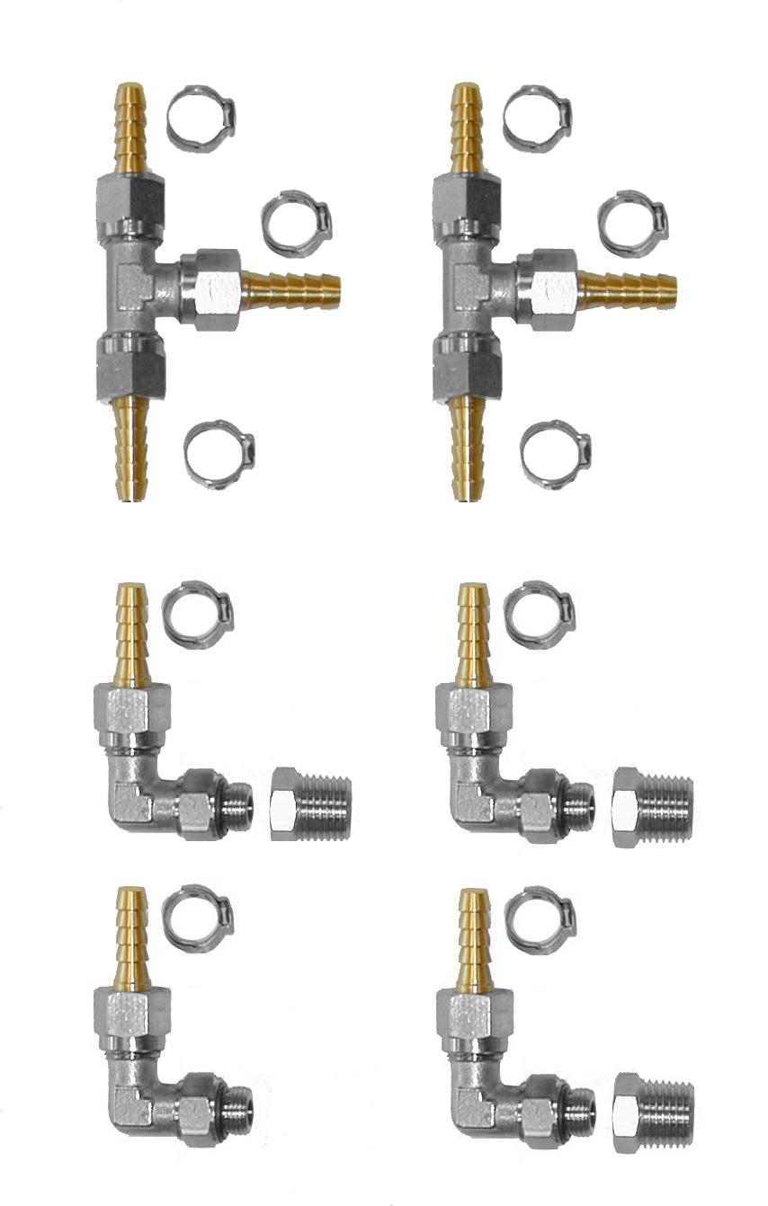 Connection Kits for RAYMARINE, SIMRAD and GARMIN Autopilots