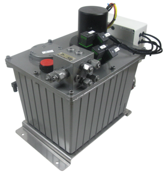 Electro-hydraulic power pack