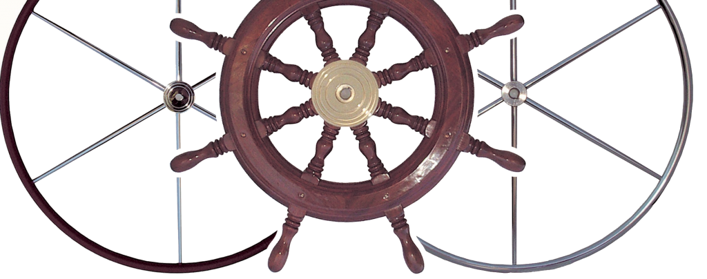 S/Steel and Wooden Steering Wheels mounting