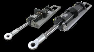 Cylinder + Linear Sensor