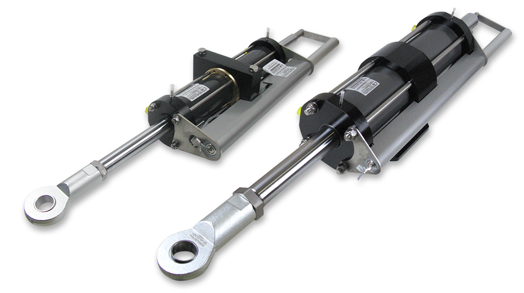 Receivers: Cylinders / Linear Sensors - Lecomble & Schmitt